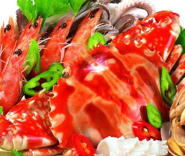 当心嗜吃海鲜背后的鼻咽 吃海鲜过敏的症状 吃什么容易患上荨麻疹?